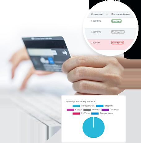Биллинг и оплаты онлайн